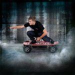 noleggio skateboard elettrico