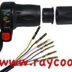 Acceleratore monopattino 1600 watt 48v con pulsante