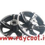 Cerchio posteriore 6,5″ alluminio