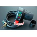 Acceleratore monopattino 500 watt 24v  con pulsante